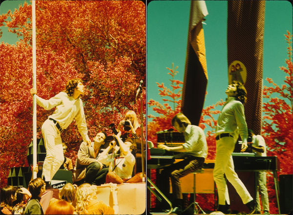 The Doors @ Magic Mountain Festival 1967 & The Doors @ Magic Mountain Festival 1967 - Sound Summit