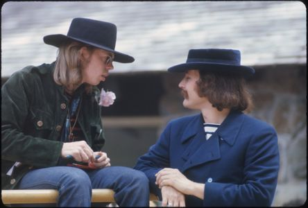 Jack Casady & David Crosby @ Magic Mountain Festival 1967