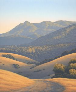 Mt. Tam from Sleepy Hollow • 2013