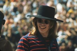 Jack Casady of Jefferson Airplane @ Fantasy Fair & Magic Mountain Music Festival 1967 • Mountain Theater, Mount Tamalpais